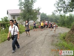 2014.6.8,第18次活动(群友请客)――与悦骑相聚古河白马村