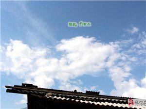 巴山的云――城口�h巴山�至坪�捂�大梁�L光。