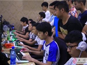 """汉川网""""博天杯""""积分赛第二天!"""