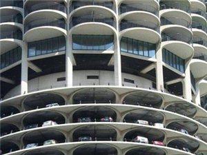 【汽车视野】这样的停车场你要停吗?
