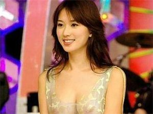 中国最能让男人幻想的十大性感女星
