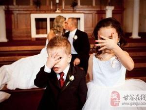 最美好的16张婚纱照...