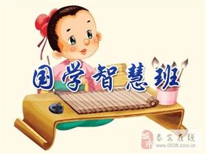 泰安孔子学堂:国学教育有益于少年儿童一辈子