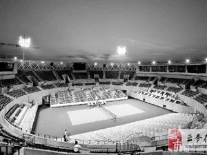 光谷网球中心成国内最大网球场 静候全球大腕