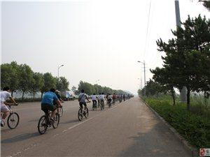 喀左捷安特自行车专卖店欢迎大家参加骑行活动