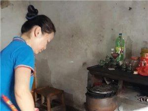 2014年7月12日揭西蓝海豚公益志愿服务队走访龙潭留守儿童
