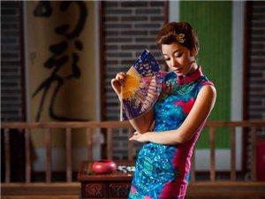 宁乡第一届旗袍趴圆满成功,你看过如此旗袍趴吗?