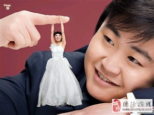 这样的婚照你见过吗?未婚人必看