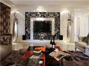 45款欧式客厅电视背景墙,总有一款你喜欢!