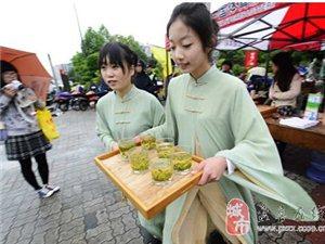 皇袍春茶,市场受欢迎