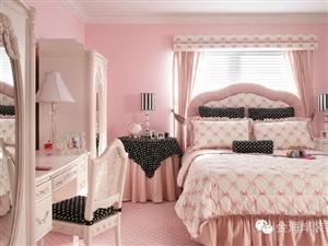 哪个女孩子不想要这样的卧室?