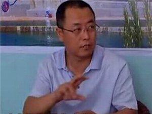县委副书记县长王晓斌在隰县在线工作站调研