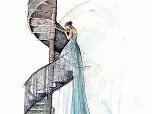 绘制梦想嫁妆 盘点大牌婚纱手绘稿