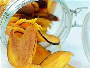 【美食DIY】自制健康的零食之红薯干!
