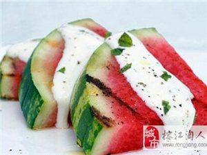 西瓜的十种高大上吃法!