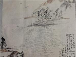 青龙河上  澳门葡京政协书画摄影连展 稿件