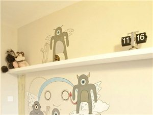 用壁画结合你的创意和品位,打造你独一无二的家