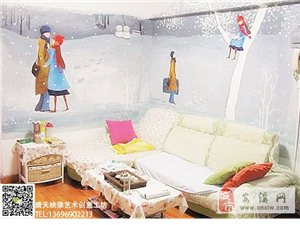 家居壁画,结合你的创意与品位