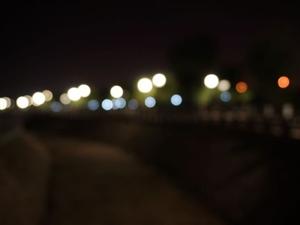 朦胧也是一种美——平遥古城夜景