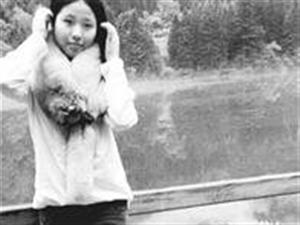 图文:重庆女大学生搭错车后失联