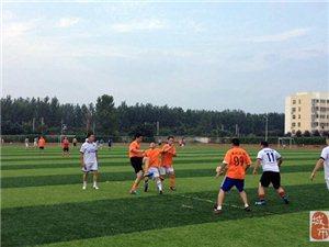 虞城八人制足球赛第二轮比赛战况