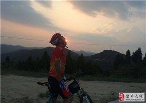 UCC单车生活俱乐部人的5人小团队之光雾山游
