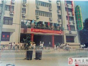 龙川县老照片-华侨大夏