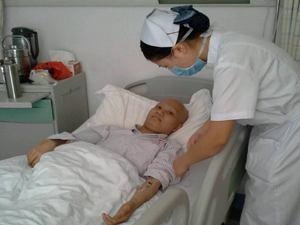 爱心接力:为万泉镇身患重病的符胜雄筹集治疗费