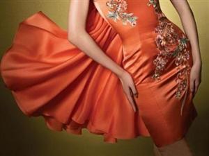 华服最具中国特色的礼服!