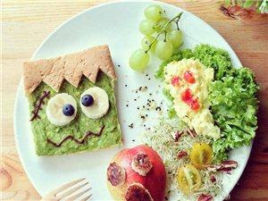 来一份这样的早餐,一天的心情都是美美的啊!