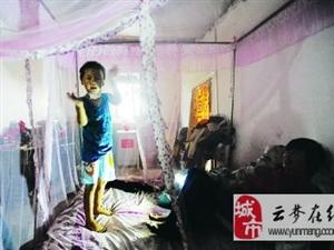 红安6岁男孩撑起一个家 姚晨愿资助直到其大学毕业