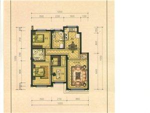 宏都现代一品111平,三室两厅装修日记