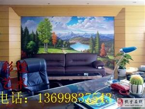 凯里壁画-彩煌艺术-凯里油画定做-凯里墙绘