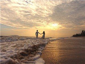 美丽的厦门,创盈国际的浪漫唯美婚纱照