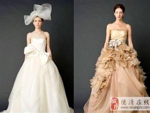 美的诠释——走在尖端的婚纱品牌