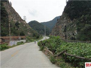 走遍蓝田-摩托车+单车4人、冷水沟、七安子、红门寺古道、板厂、柞水县县