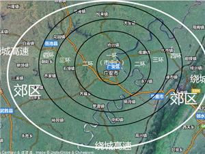 未来广安的发展,比上海市都高端大气上档次,你相信吗?