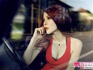 车模陈妮妮 性感写真