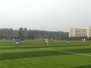 虞城首届八人制足球赛足球赛圆满闭幕