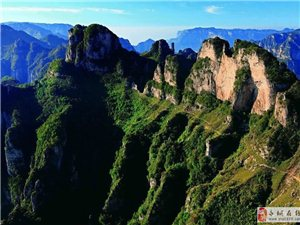 国庆10.2号 纯徒步太行山-绿色原始森林万仙山
