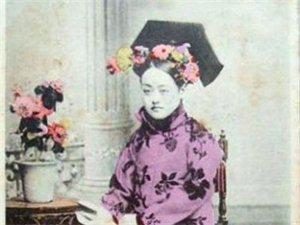 """日伪时期满洲国的""""满洲之花""""都是大美女啊"""