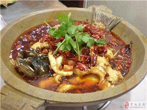 吃遍了所有宁远的石锅鱼,今天这家最好吃。