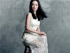于越唯美婚纱大片引领韩式新娘美妆潮流