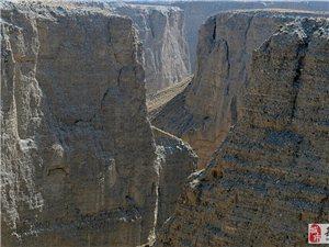 骑迹单车2014.09.27《周六》——欣赏冰沟大峡谷风貌