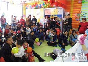 滨州新爱婴2013年魔幻圣诞现场活动