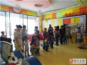 滨州新爱婴2013年母亲节活动现场