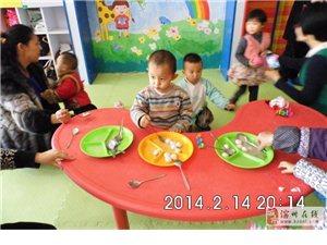 滨州新爱婴2014年元宵节亲子活动现场
