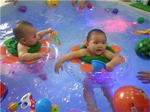 太阳城乐游游婴幼儿大型游泳馆办卡送礼品啦!