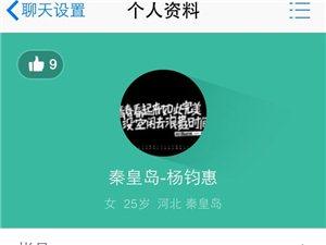 秦皇岛杨钧惠,大骗子!!!目前已知受害人员20人,仍不断增加中
