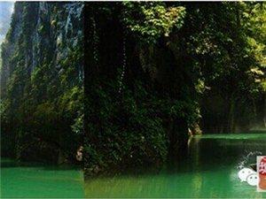 国庆自驾去哪儿,湖北恩施石门河,让你远离都市喧嚣,独享绝美风景!
